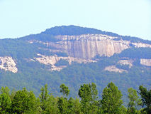 Table rock  Royalty Free Stock Photography