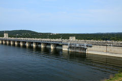 Table Rock Dam Stock Images