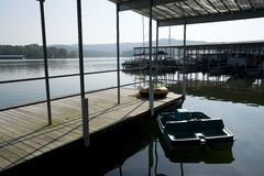 Table Rock Lake Royalty Free Stock Photography