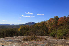 Table Rock Mountain Stock Photo