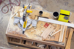 Table saw Stock Images