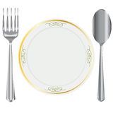Table service Royalty Free Stock Image