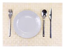 Table serving-knife Royalty Free Stock Image