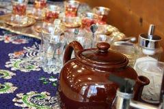 Iranian Wedding table Stock Image