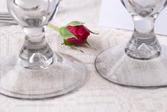 Table Setting royalty free stock image