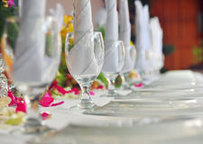 Free Table Setting Royalty Free Stock Image - 12439986