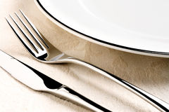 Table setting 4 Stock Images