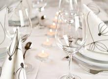 Table setting Stock Photos