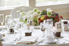Table shot Royalty Free Stock Images