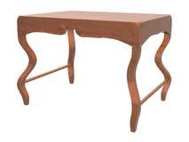 Table Snake Style Design_Raster Stock Image