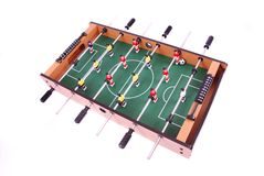 Table Soccer Royalty Free Stock Images