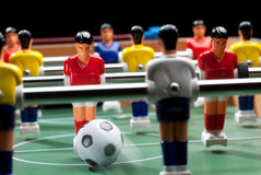 Table soccer Stock Images
