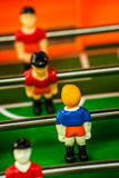 Table Soccer Detail Royalty Free Stock Photo