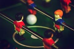 Table Soccer or Football Kicker Game Royalty Free Stock Photos