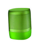 Table speaker isolated on white Royalty Free Stock Photos