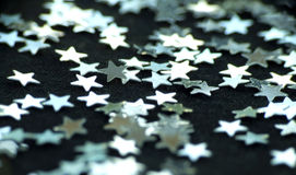 Table stars Royalty Free Stock Images