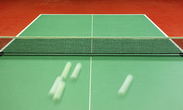 Table - Table tennis Royalty Free Stock Photo