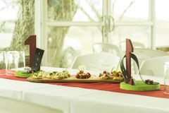 Table, Tableware, Brunch, Food royalty free stock photography