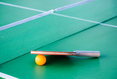 Table tennis Stock Photography