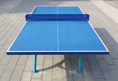 Table Tennis Royalty Free Stock Photos