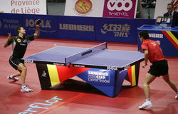 Table Tennis Stock Image