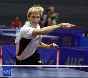 Table Tennis Stock Photo