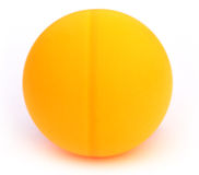 Table tennis ball Royalty Free Stock Photos