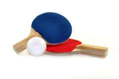Table tennis bat Stock Photography