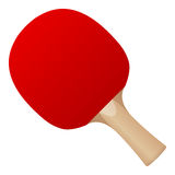 Table tennis bat Stock Photo