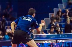 Table tennis competitions Stock Photos