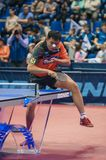 Table tennis competitions Royalty Free Stock Image