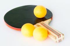 Table Tennis Equipment Stock Photos
