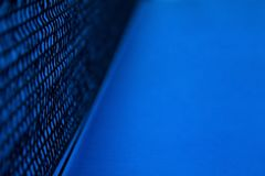 Table tennis net Royalty Free Stock Image