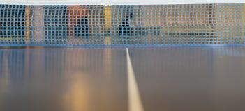 Table Tennis net Stock Photos
