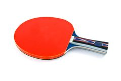 Table tennis paddle Royalty Free Stock Images