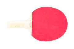 Table tennis paddle Stock Photography
