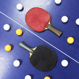 Table Tennis Ping-Pong Sport Equipment Concept Royalty Free Stock Photo