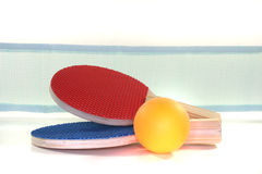 Table tennis racket Royalty Free Stock Photos
