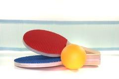 Table tennis racket Royalty Free Stock Photos