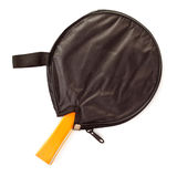 Table tennis racket Stock Photo
