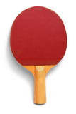 Table tennis racket. Isolated on white Royalty Free Stock Photos