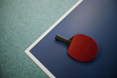 Table tennis racket Royalty Free Stock Images