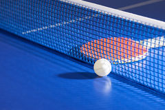 Table tennis racket. Stock Image