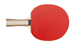 Table Tennis Racket Stock Image