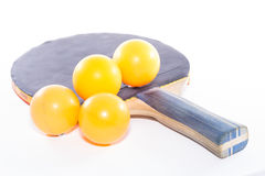 Table tennis. Royalty Free Stock Photography