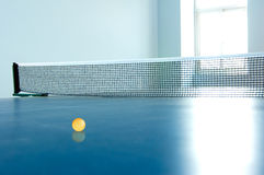 Table tennis table Stock Images