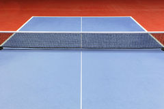 Table tennis table Stock Photo