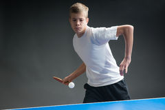 Table tennis Stock Photos