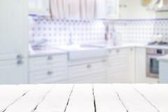 Table texturisée en bois image libre de droits