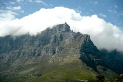 Table Top Mountain Stock Photography